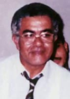 Mohamed Atta&#8217;s father, Mohamed el-Amir.